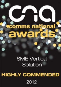 CNA Awards 2012 Highly Commended