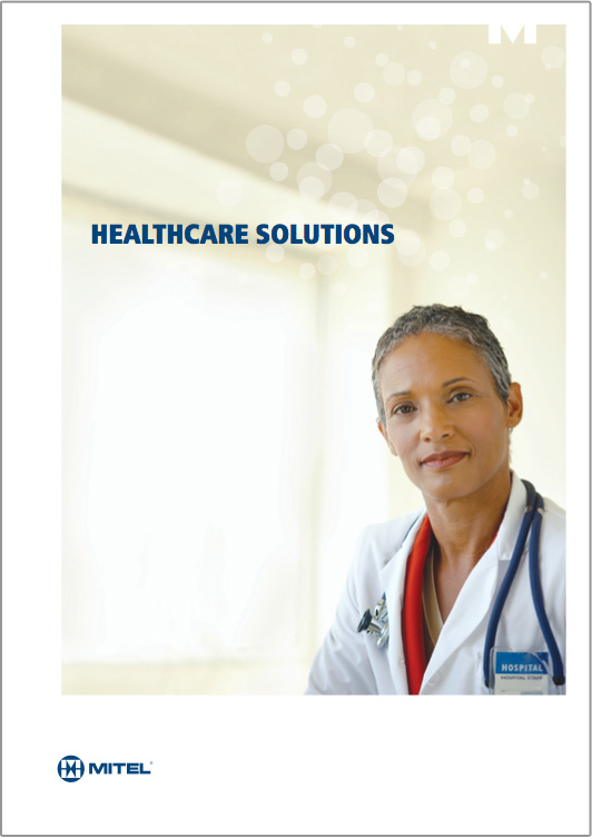 Mitel Healthcare Brochure  Business Telephone Systems Business