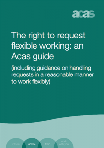 ACAS Flexible Working Guide