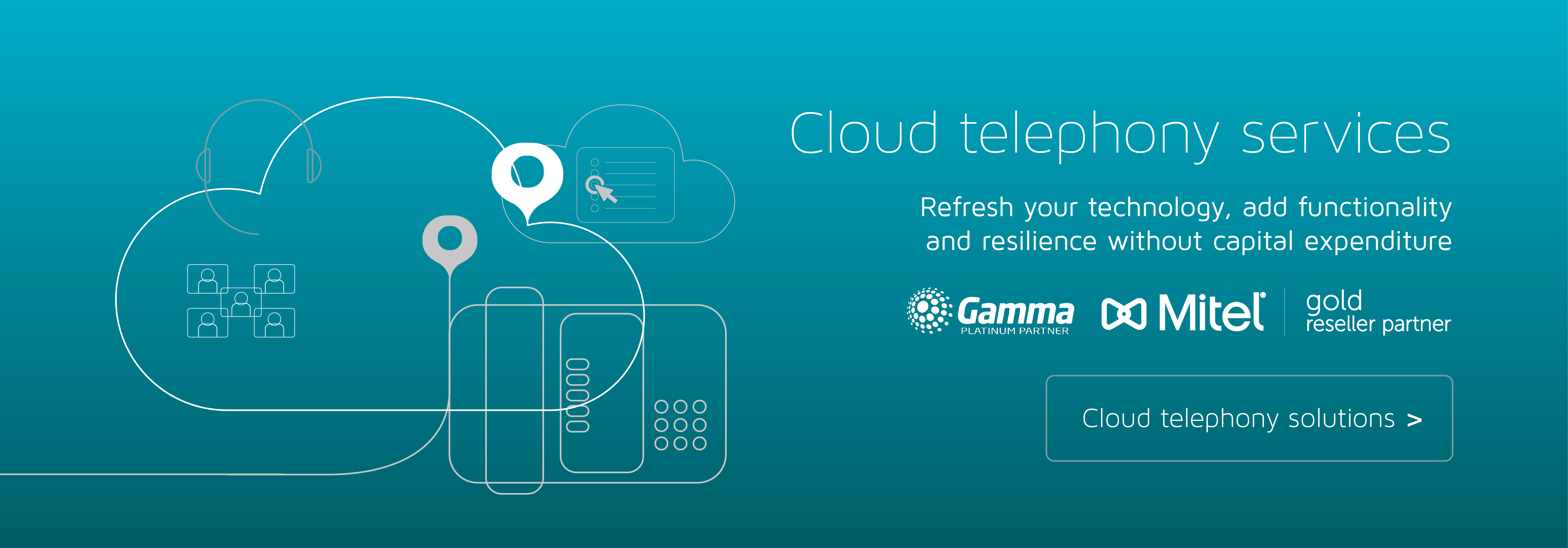 Cloud-Telephony-Blue