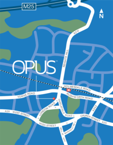 Opus Office Location