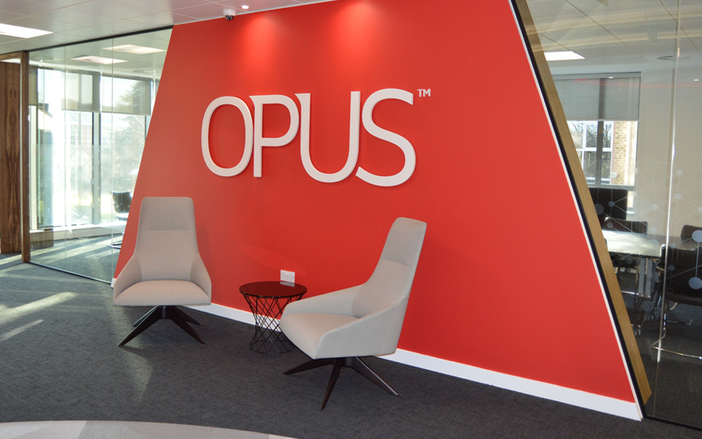 opus opens new head office in reigate. Black Bedroom Furniture Sets. Home Design Ideas