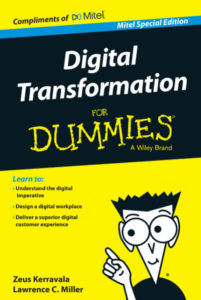 Digital Transformation for Dummies