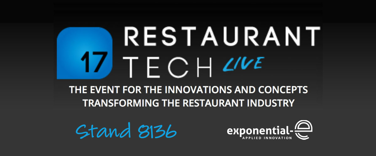 Opus Exhibiting At Restaurant Tech Live At Excel London