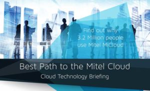 Mitel Cloud Technology Briefing