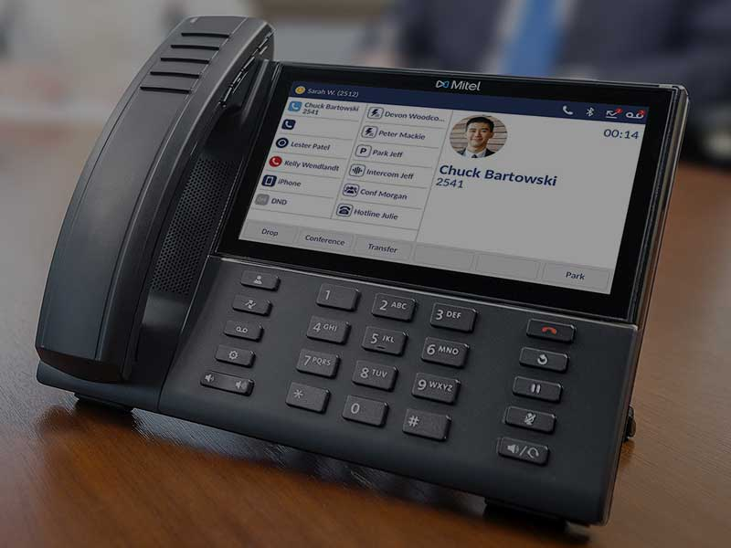 Mitel MiVoice Business version 8 Features and Enhancements