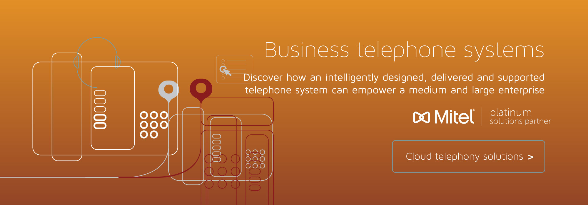 Mitel Platinum Partner Cloud Telephony