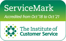 Institute of Customer Services Accredited