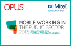Mobile Working in the Public Sector