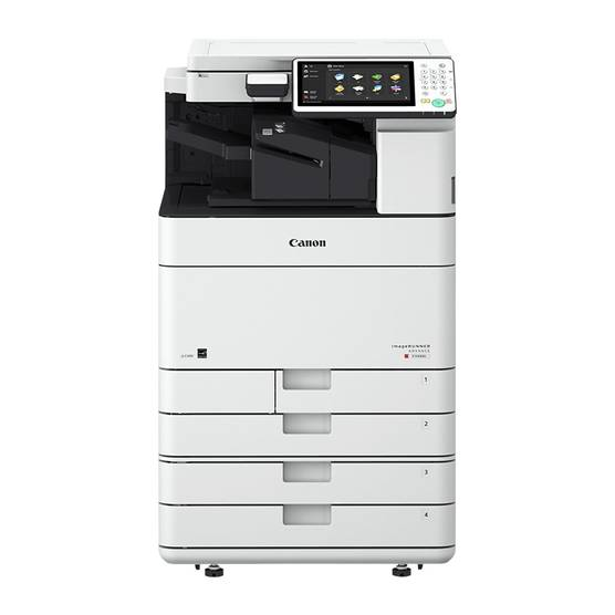 imagerunner advance c5530ii