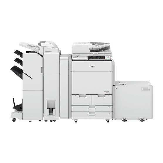 imagerunner advance c7530ii