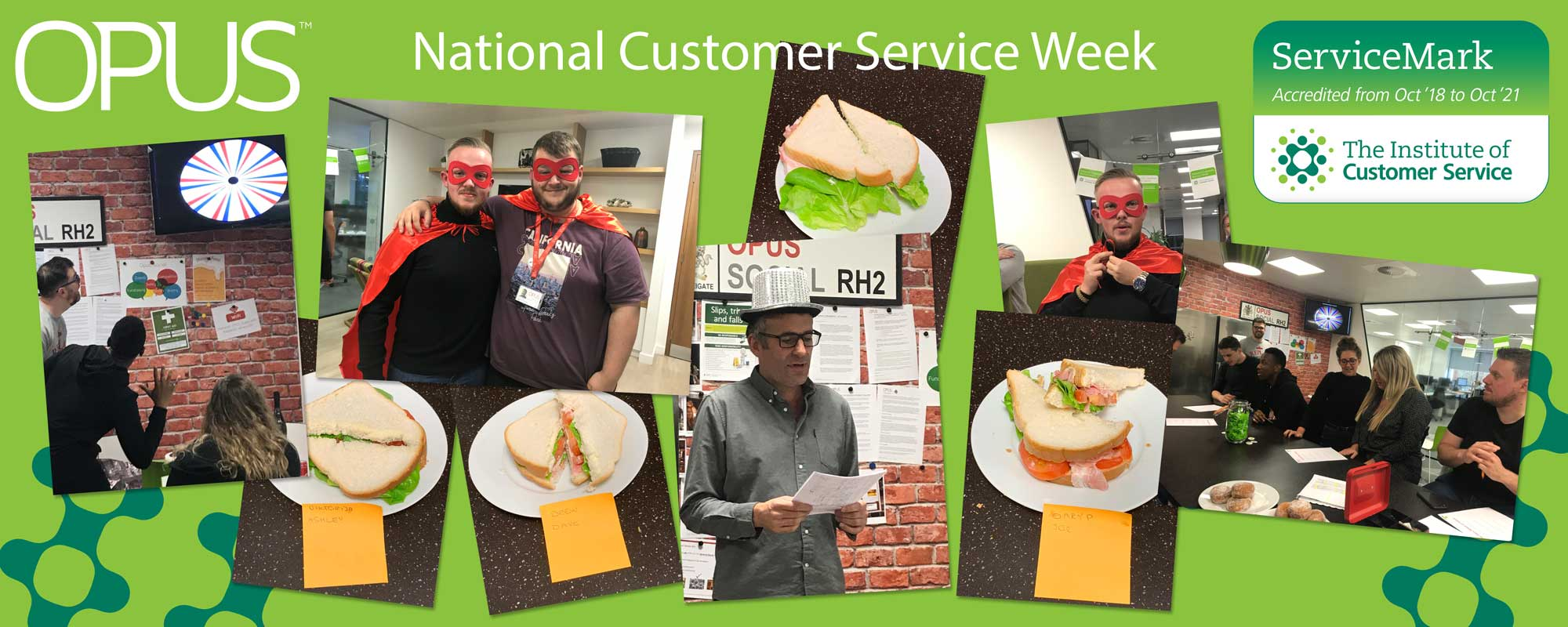 National Customer Service Week 2019