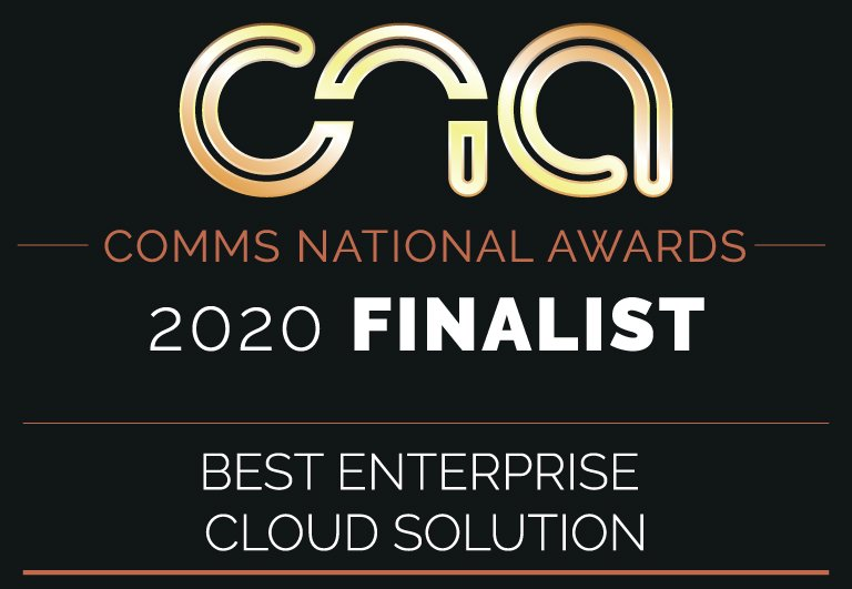 Comms National Awards Finalist
