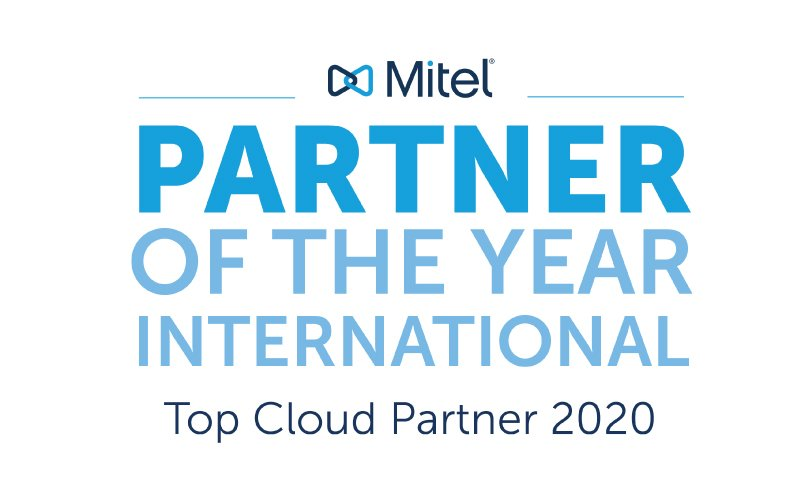 Mitel Cloud Partner of the Year