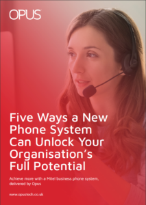 Five Ways a New Phone System Can Unlock Your Organisation's Full Potential